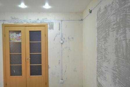 Электрика в двухкомнатной квартире в Санкт-Петербурге не дорого