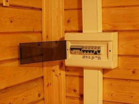 Электрика в деревянном доме в Санкт-Петербурге не дорого