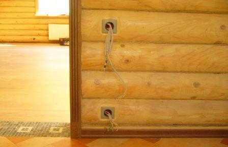 Электропроводка в деревянном доме в Санкт-Петербурге не дорого