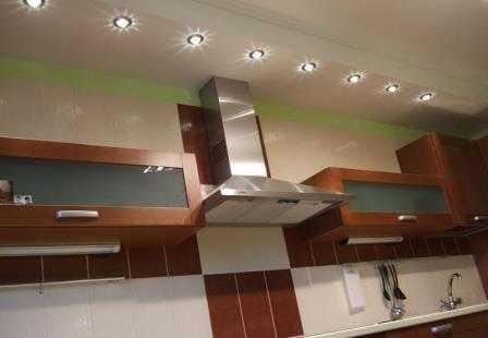 Электрика на кухне в Санкт-Петербурге не дорого