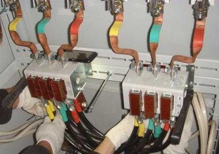 Электрика в многоквартирном доме в Санкт-Петербурге