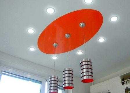 Установка подвесных светильников в Санкт-Петербурге не дорого