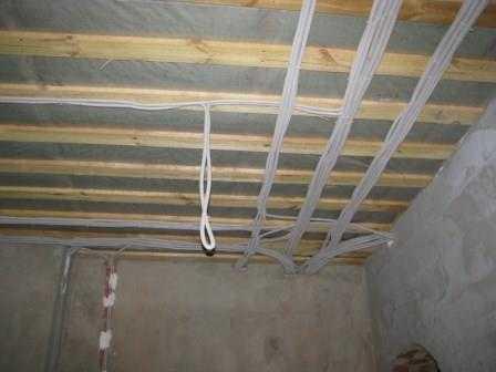 Проводка электрики в доме в Санкт-Петербурге не дорого