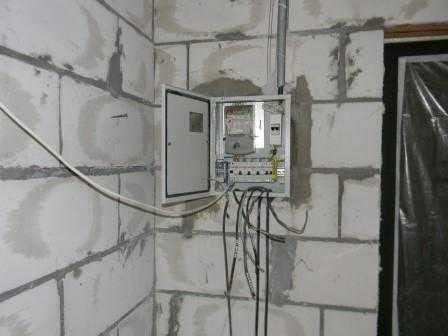 Электропроводка в квартире в Санкт-Петербурге не дорого
