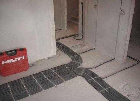 Проводка электрики в квартире в Санкт-Петербурге не дорого