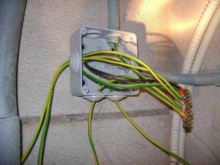 Разводка электрики в квартире в Санкт-Петербурге не дорого