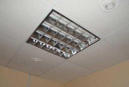 Установка светодиодных светильников в Санкт-Петербурге не дорого