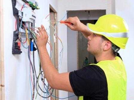 Электрика в квартире в Санкт-Петербурге не дорого