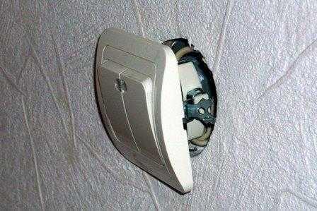 Установка выключателя в Санкт-Петербурге не дорого