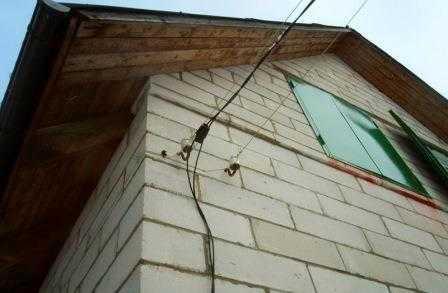Электрика в загородном доме в Санкт-Петербурге не дорого