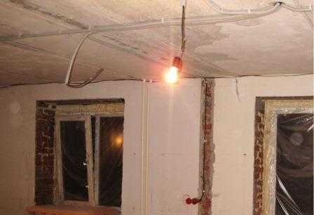 Замена старой электропроводки в Санкт-Петербурге