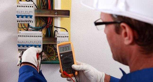 Вызов электрика в Красногвардейском районе СПб на дому: цена, недорого