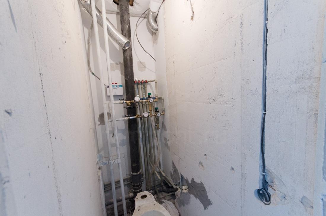 Электрика в туалете в Санкт-Петербурге
